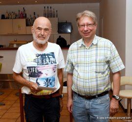 80. Geburtstag von Hubert Holzinger