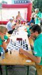 Schachverein beim Bunten Sommer in Korneuburg
