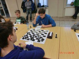 Felix Bendl (hinten rechts) Raoul Handrich (hinten links)