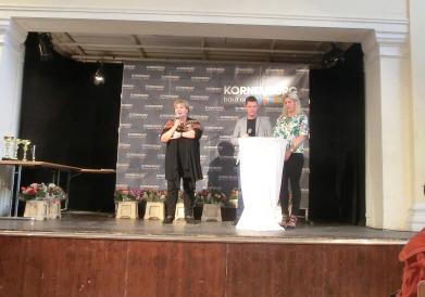 Eröffnungsrede VizeBgm Helene Fuchs-Moser