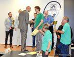 Pokalübergabe an Sieger Florian Piringer